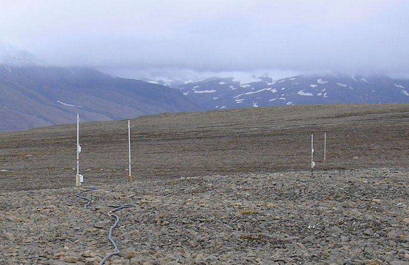 Photo of ARS antennas